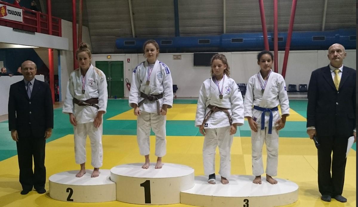 Dimanche  Le Championnat Interregional Minimes S Est Deroule A La Maison Du Judo